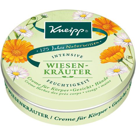 Kneipp Creme 150ml Wiesenkräuter