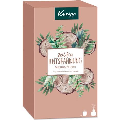 Kneipp GP 'Zeit für ENTSPANNUNG' Duftkerze 145g +