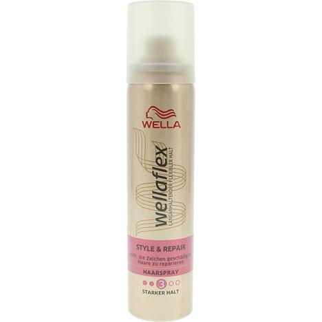 Haarspray Wellaflex 75ml Style & Repair