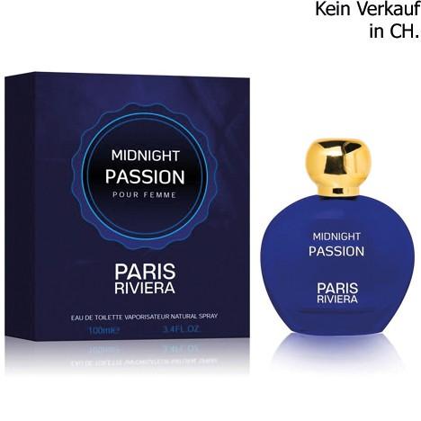 Parfüm Paris Riviera Midnight Passion 100ml EDT