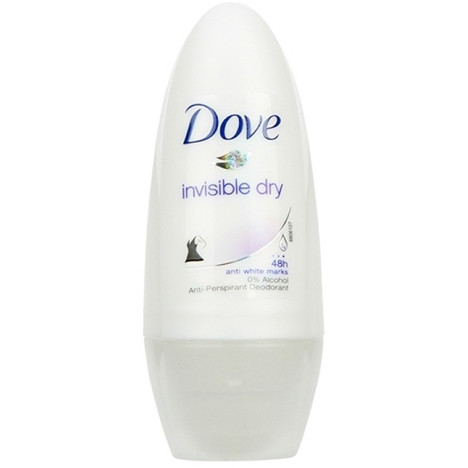 Dove Deoroller 50ml Invisible Dry