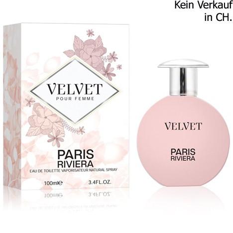 Parfüm Paris Riviera Velvet 100ml EDT, women
