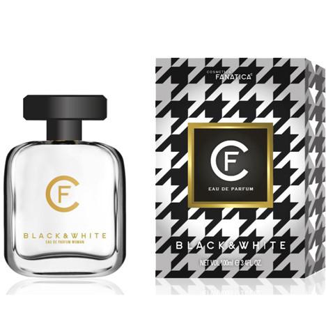 Parfüm CF BLACK & WHITE 100ml women