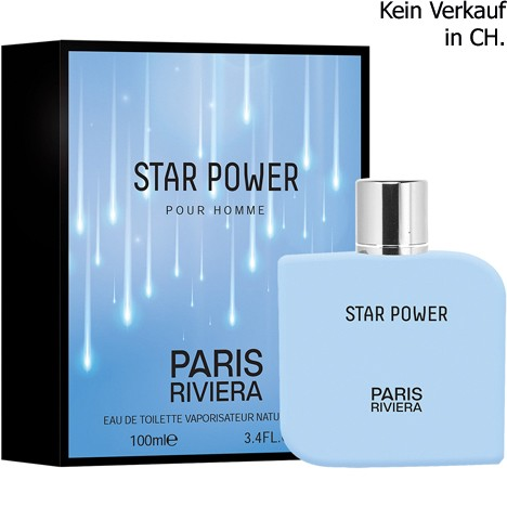 Parfüm Paris Riviera Star Power 100ml EDT, men