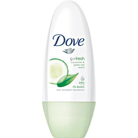 Dove Deoroller 50ml go fresh Cucumber&Green Tea