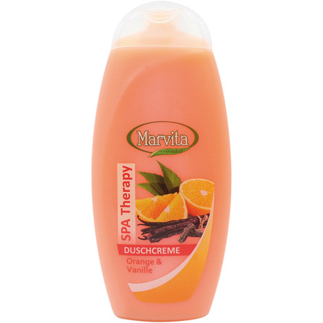 Dusch Gel Marvita 300ml Orange & Vanille