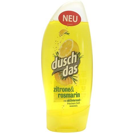 Duschdas 250ml Zitrone & Rosmarin SALE