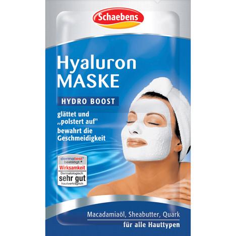 Schaebens Gesichtsmaske Hyaluron 2x5ml