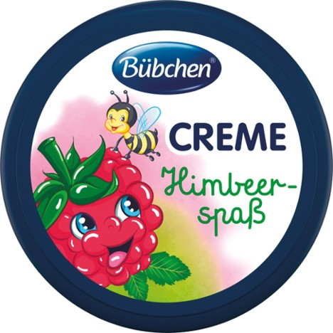 Bübchen Creme 20ml Himbeerspaß