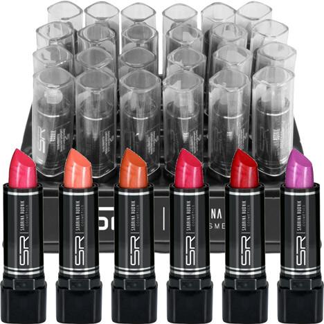 Lippenstift SABRINA 3,8g Pinke Farben