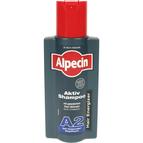 Alpecin Aktiv Shampoo 250ml fettiges Haar