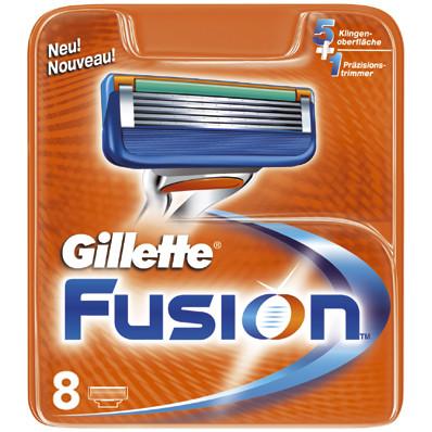 Gillette Fusion 8er Klinge