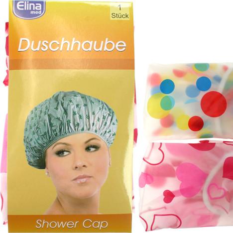 Duschhaube Luxus Elina auf Karte