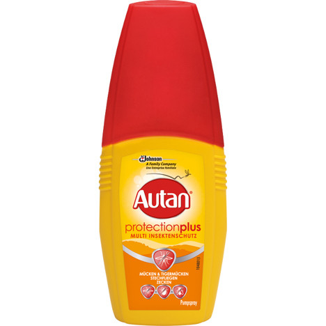 Autan Multi Insect Spray 100ml
