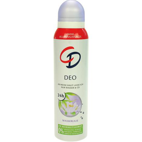 CD Deospray 150ml Wasserlilie