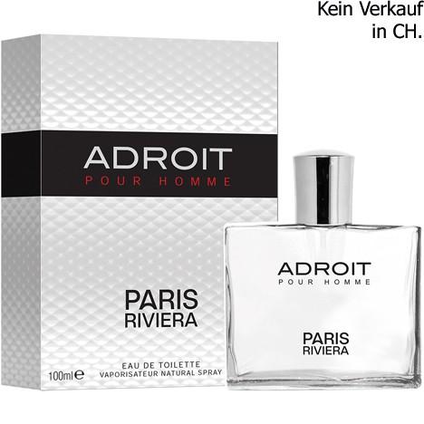 Parfüm Paris Riviera Adroit 100ml EDT, for men