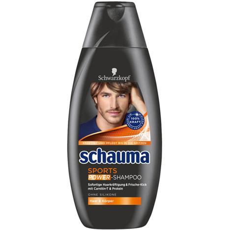 Schauma Shampoo 400ml Sports