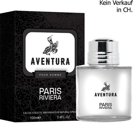 Parfüm Paris Riviera Aventura 100ml EDT, for men