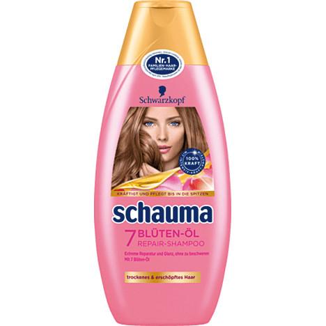 Schauma Shampoo 400ml 7 Blüten-Öl