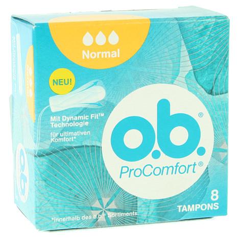 O.B.Tampons Pocket Pack 8er