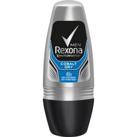 Rexona Roller 50ml Men Cobalt Dry