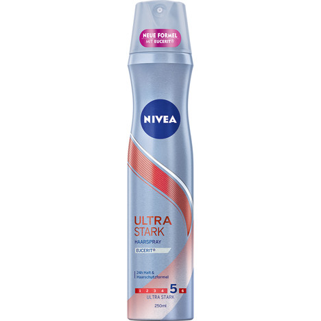 Nivea Haarspray 250ml ultra stark