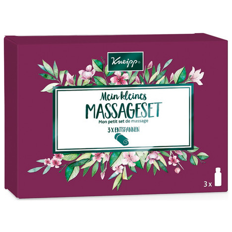 Kneipp GP Massage Set 3x20ml Massageöl