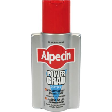 Alpecin Shampoo 200ml Power Grau