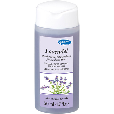 Duschbad Kappus 50ml Lavendel auf Pflanzenbasis