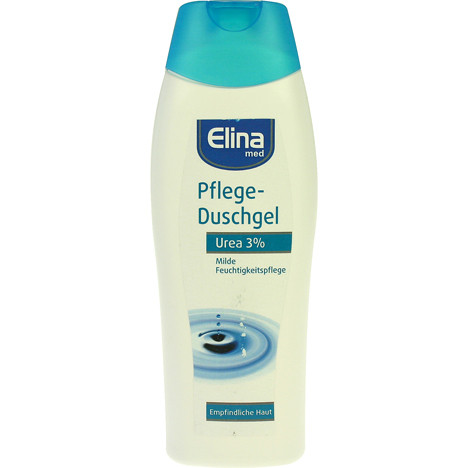 Elina Urea 3% Duschgel 250ml Sensitive
