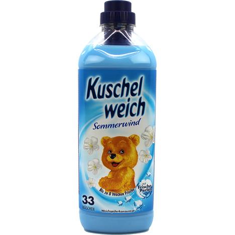 Kuschelweich Weichspüler 1Liter Sommerwind