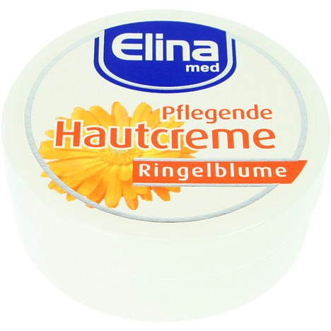 Creme Elina 75ml Ringelblumen - Creme in Dose
