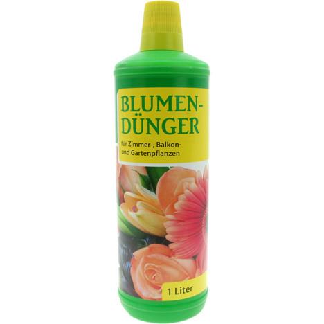 Blumendünger 1l für Zimmer und Balkon