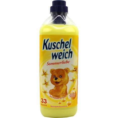 Kuschelweich Weichspüler 1Liter Sommerliebe