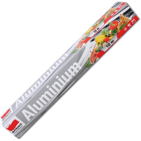 Alufolie 30cm breit 10m im Karton