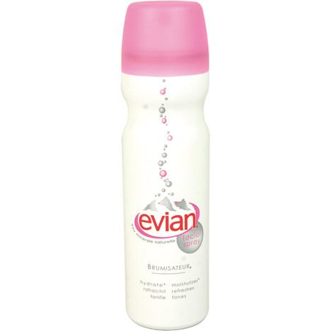 EVIAN Quellwasser Erfrischungsspray 50ml