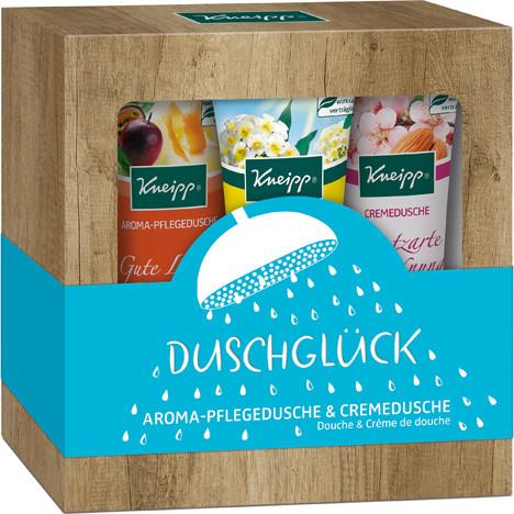 Kneipp GP Dusch Kollektion 3x75ml Gute Laune,