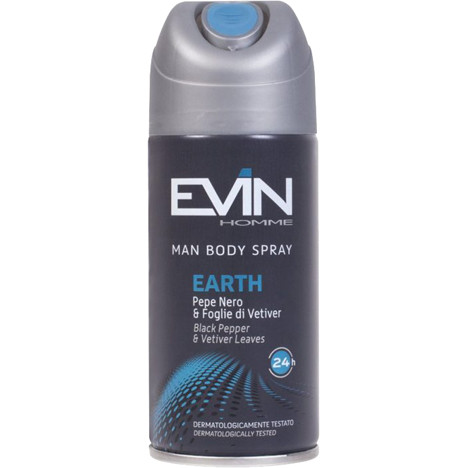 Deospray EVIN Earth 150ml for Men