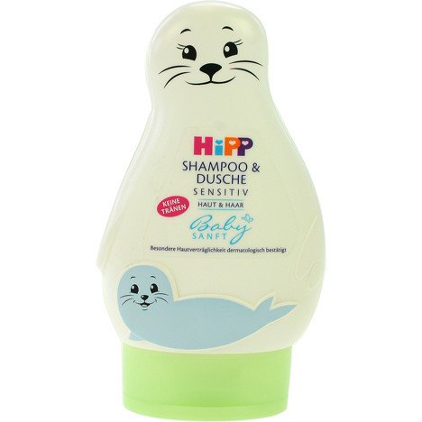 Hipp Babysanft Shampoo&Dusche Sensitiv 200ml
