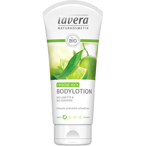 Lavera Bodylotion 200ml Limone/Vervein