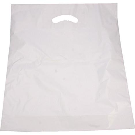 Tragetaschen 38x45x5cm weiß (Preis für 500)