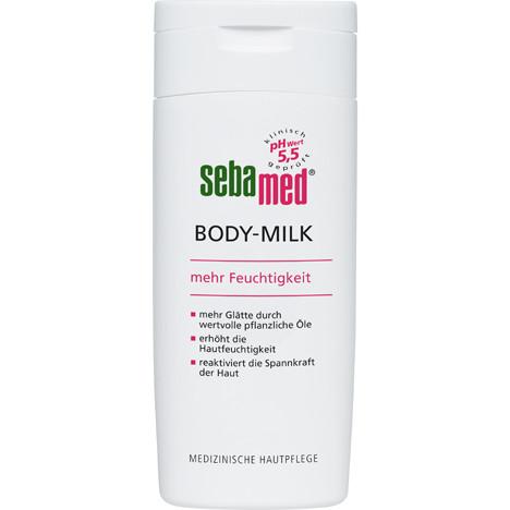 Sebamed Body milk 200ml
