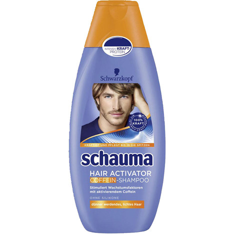 Schauma Shampoo 400ml Hair Activator