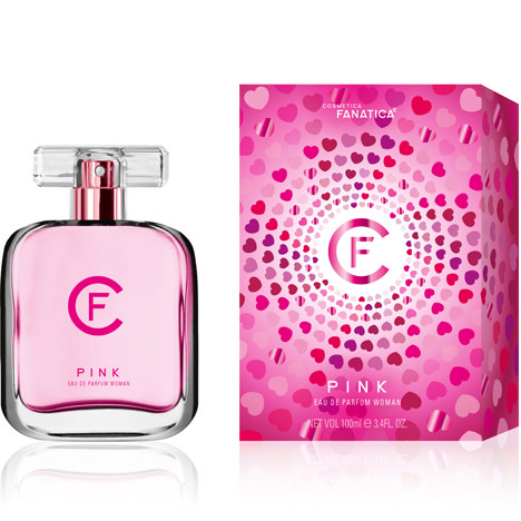 Parfüm CF PINK 100ml women i. wertigen Glasflakon