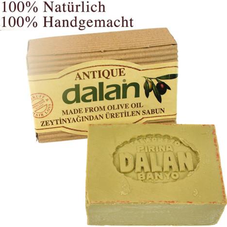 Seife DALAN 170g echte Olivenseife Antique