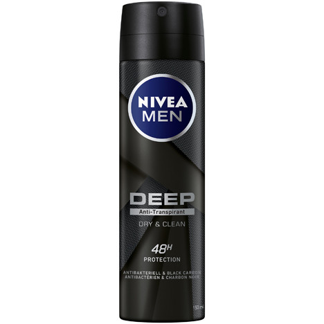 Nivea Deospray 150ml For Men DEEP