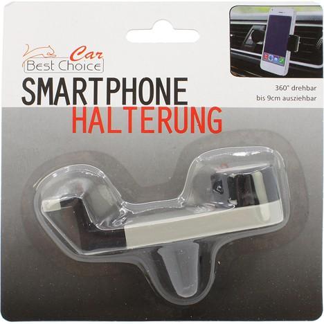 Auto Halterung für Smartphone/Handy 9x3cm
