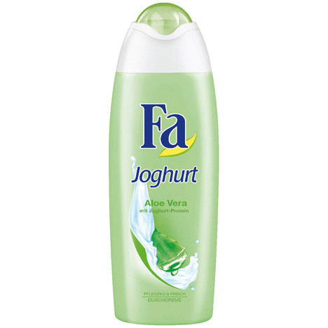 Fa Dusch 250ml Joghurt Aloe Vera