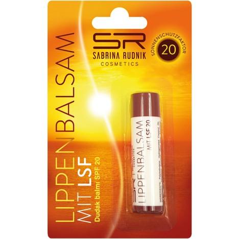 Lippenpflegestift Lichtschutzfaktor 20, 4g