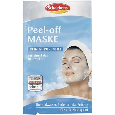 Schaebens Gesichtsmaske Peel-Off 15ml